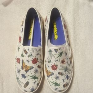 loudmouth loafers big bugs pattern